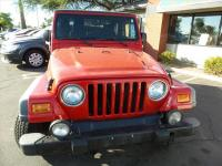 Options:  2003 Jeep Wrangler Sport 2Dr 4Wd Suv|Flame