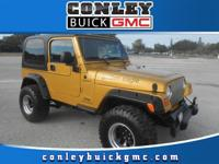 This 2003 Jeep Wrangler Sport is offered to you for