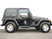 This2003JeepWrangler is a Bud Clary Certified Pre-Owned