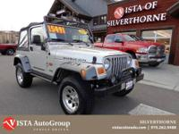 2003 JEEP WRANGLER UP Body Rubicon 4X4 Body Rubicon Our