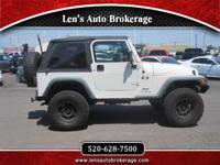 Options:  2003 Jeep Wrangler Sweet Lifted And Offroad