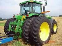 Description Make: John Deere Year: 2003 4043 Hours,