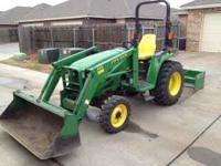 $12,500.00 OBO 2003 John Deere Tractor- EXCELLENT
