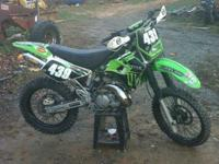 Bike for sale with EXTRAS !!! * Full FMF exhaust with