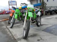 With the vast support and abundant horsepower the KX500