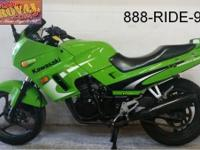 2003 Kawasaki Ninja 250 crotch rocket for sale just