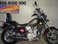 2003 Kawasaki Vulcan 750 motorcycle for sale. Only