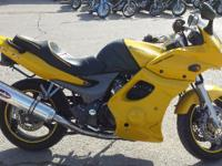 2003 Kawasaki ZR-7S very clean ZR7S simply in time for