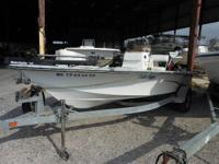 Description 2003 Kenner 180VX with 90hp Mercury Call