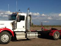 2003 KENWORTH W900B, Engine: 550 HP, 680,000 miles,