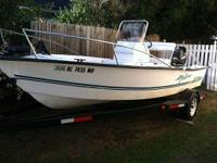 2003 Key Largo 176 Boat is located in