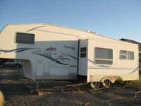 2003 Keystone Cougar 5th Wheel This 29 foot 5th wheel