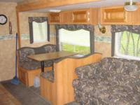 2003 Keystone Hornet Travel Trailer. This camper is