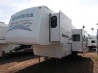 Fifth Wheels Fifth Wheels 4405 PSN . 2003 Keystone