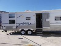 2003 Springdale 270 BHLS travel trailer with bunks and
