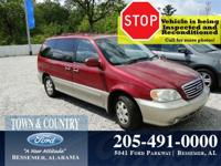 Options Included: N/AONE OWNER vehicle according to