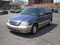 Options Included: N/A2003 KIA-SEDONA,EX,MINI