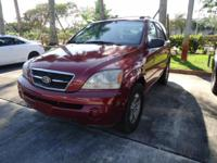 Description 2003 KIA Sorento Air Conditioning, Power