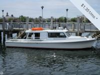 - Stock #077017 - This is a great charter boat that