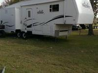 I have a very nice 2003 Kit Road Ranger 328 fifth wheel