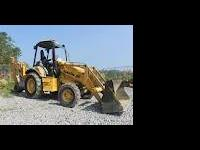 2003 Komatsu Backhoe WB140 Great condition with
