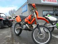 2003 KTM 300 EXC LOTS OF EXTRAS! the fastest Enduro in