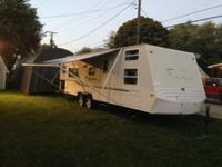 I have a 2003 KZ Frontier 2505 camper for SALE. Sleeps