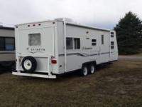 2003 KZ Frontier- - This trailer is fully functional in