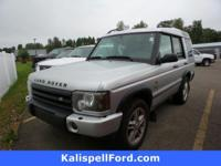 Options:  2003 Land Rover Discovery Se|Silver/|V8 4.6L