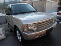 THIS IS A VERY PRISTINE AND LOW MILEAGE 03 HSE----SIDE