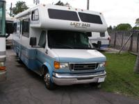 Pre-Owned 2003 Lazy Daze Motor Home Class C Ford E-450