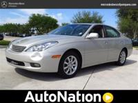 2003 Lexus ES 300 Our Location is: Mercedes-Benz of