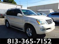 2003 Lexus GX 470 Our Location is: Lexus Of Tampa Bay -