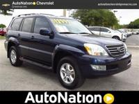 Take a look at this CLEAN CARFAX Lexus GX 470 with rear