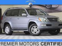 Options:  2003 Lexus Gx 470 Gray|4.7L V8|Automatic