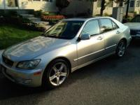 Lexus IS300 2003 with all the options available that