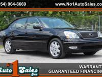 Options:  2003 Lexus Ls 430|*** Warranty! Carfax