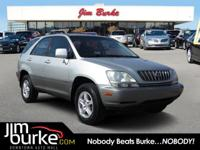 This 2003 Lexus RX 300 is a 100% Carfax Guarantee