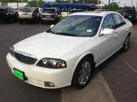 2003 Lincoln LS 4dr Car SPORT Our Location is: Toyota