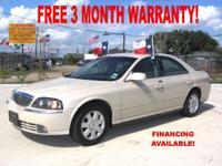 Lincoln Ls Premium Americanlisted