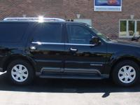 This is a 2003 Lincoln Navigator with 146,000 miles.