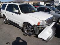 Lincoln 2003 Navigator Luxury 4Dr 2WD Wagon , 8