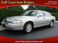 Options Included: N/A2003 LINCOLN TOWN CAR EXECUTIVE!
