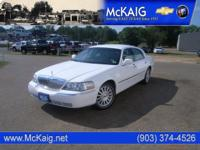 Options Included: N/AThis 2003 LINCOLN Town Car is a