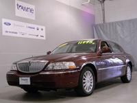 Options Included: N/A2003 LINCOLN TOWN CAR SIGNATURE