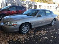 Check out this gently-used 2003 Lincoln Town Car we