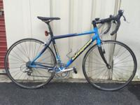 OR BEST OFFER! Very light 2003 Litespeed Capella road