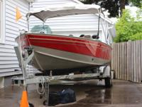 Lund Boats are constructed in Minnesota with the