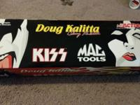 2003 1/24 scale MAC Tools featuring Kiss and Doug