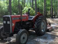 2003 Massey Ferguson Tractor 231S 48hp P.T.O.,,